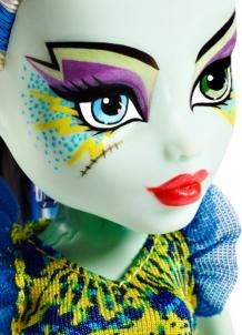 Lėlė DHB55 / DHB57 Monster High Frankie Stein Great Scarrier Reef Mattel