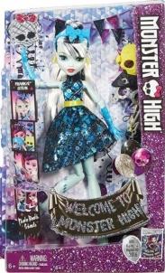 Lėlė DNX34 / DNX32 lėlė monster higt Unique dance - Monster High MATTEL