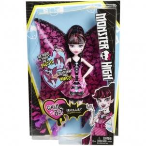 Lėlė DNX65  Monster High Drakulaura-šikšnosparnė