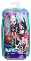 Lėlė DVH87 / DYC75 Enchantimals™ Sage Skunk™ Doll