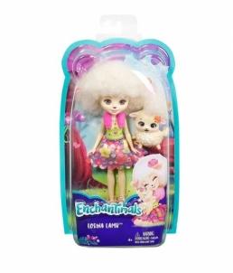 Lėlė DVH87 / FCG65 Enchantimals Lorna Lamb Doll