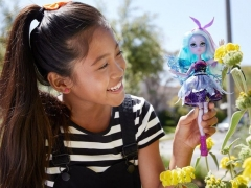 Lėlė FCV53 / FCV51 Monster High Twyla Doll