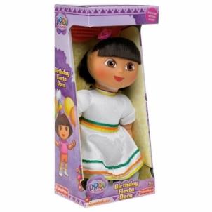 Lėlė Fisher -Price T5466 / T5463 DORA FIESTA Toys for girls