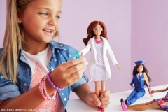 Lėlė FJB09 / DVF50 MATTEL BARBIE SCIENTIST DOLL VLelle Barbie Karjera