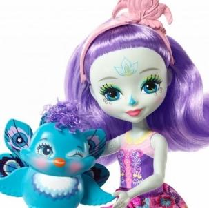Lėlė FRH49 Mattel Enchantimals play set Tuinhuisavonturen