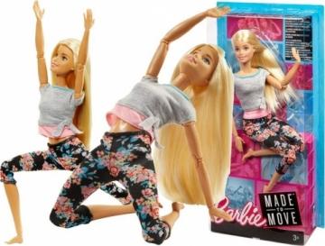 Lėlė FTG81 / FTG80 Barbie MATTEL