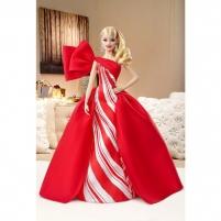 Lėlė FXF01 Barbie 2019 Holiday Barbie Doll MATTEL