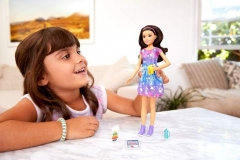 Lėlė FXG93/FHY89 Barbie Skipper Babysitters INC Doll and Accessories