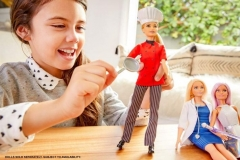Lėlė FXN99 / DVF50 Barbie Chef Doll with Frying Pan, Multi-Coloured