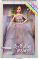 Lėlė GHT42 Barbie Birthday Wishes Doll