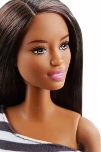 Lėlė GJF86 / GJF84 Barbie 60th Anniversary Doll Black & White Dress