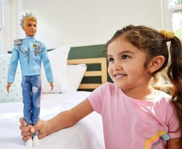 Lėlė GML67 Barbie Princess Adventure Prince Ken Doll Кен ~30 cm