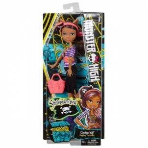 Lėlė Mattel DTV84 / DTV82 Monster High Shriek Mates CLAWDEEN WOLF