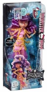Lėlė Mattel NEW Monster High Haunted CDC25 / CDC29 Spirits Clawdeen Wolf Doll