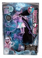 Lėlė Mattel NEW Monster High Haunted CDC32 / CDC34 Student Spirits River Styxx Doll