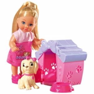 Lėlė Simba EL Dog House