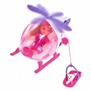 Lėlė Simba EL Helicopter