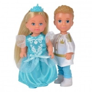 Lėlė Simba EL Princess & Prince