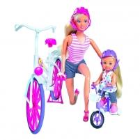 Lėlė Simba SL Bike Ride