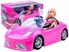 """Lėlė su rožiniu kabrioletu """"Anlily"""""""
