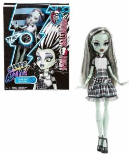 Lėlė Y0424 / Y0421 Monster High Ghouls Alive Frankie Stein