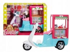 Lėlės komplektas FHR08 Barbie 900 FHR08 Bistro Cart MATTEL