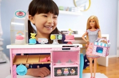 Lėlės komplektas GFP59 Mattel Barbie Cake Decorating Playset