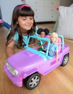 Lėlės mašina GMT46 Mattel Barbie Off-Road Vehicle