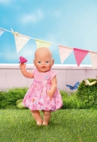 lėlės rūbai 822111 A  Baby Born -  ZAPF CREATION