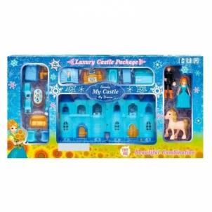Lėlių namelis Blue ice duplex villa