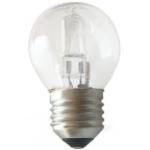 Lempa halogeninė E27 28W (atitikmuo - 40W), 3000K, 230V, Tes-Lamp Halogeninės lempos
