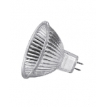 Lempa halogeninė MR16 20W, 3000K, 12V, 60°, 2000h, GTV HL-MR1660-20 Halogen lamps