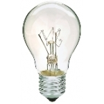 Lempa kaitrinė, mažavoltė, E27 100W, 12V, Iskra Incandescent lamps