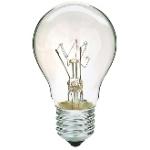 Lempa kaitrinė, mažavoltė, E27 40W, 36V, Iskra Incandescent lamps