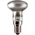 Lempa kaitrinė, reflektorinė, R39 E14 30W, 240V, 160lm,1000h, Iskra Kvēlspuldzes