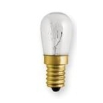 Lempa kaitrinė, šaldytuvams, E14 15W, 230V, GTV ZS-LDA15W-14 Kaitrinės lempos