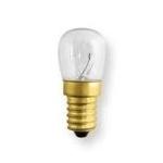 Lempa kaitrinė, viryklei, E14 15W, 230V, 300*C, GTV ZS-PKA15W-14 Kaitrinės lempos