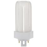 Lempa kompaktinė, GX24q-2 18W, 3000K, 230V, 1200lm, 10000h, 4pin, Duralux T/E, Duralamp 1D079883 Liuminisencinės lempos