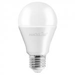 Lempa LED E27 10W, 3000K, 230V, 806lm, 160°, 50000h, 14SMD, A60, MAX-LED