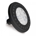 Lempa LED MR11, 1x3W LED, 2700-3200K, 12V, 160lm, 60°, 50000h, Bowi 1353