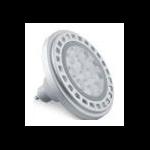 Lempa LED MR11, 2,4W, 2800-3300K, 12V, 200lm, 120°, 30000h, 12-SMD-5050, Superled Šviesos diodų (LED) lempos