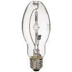 Lempa metalo halogenas E27 70W, 4200K, 230V, 5000lm, 10000h, elipsė (HDI-E/C), Duralamp 1D133NDL Halogēnu lampas