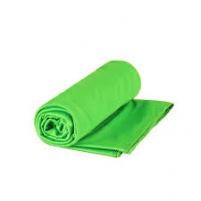 Lengvas mikropluošto rankšluostis Pocket Towel M 100 x 50 Šviesiai žalia Dvieļi
