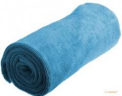 Lengvas mikropluošto rankšluostis Tek towel L 120 x 60 Mėlyna Rankšluosčiai