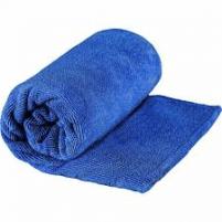 Lengvas mikropluošto rankšluostis Tek towel XL 150 x 75 Mėlyna Rankšluosčiai