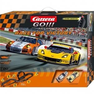 Lenktynių trasa Carrera 62369 Трасса RACE FOR VICTORY
