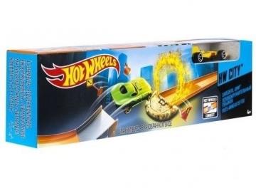 Lenktynių trasa DNN77 / DNN80 Mattel Hot Wheels Daredevil Jump