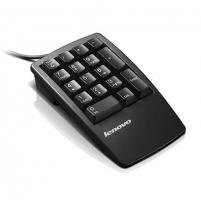 LENOVO ThinkPad Numeric Keypad USB - Business Black