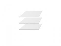 Lentynos spintai Erla SZF2D1S Svetainės baldų kolekcija Erla