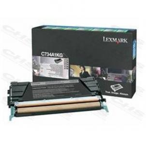 Lexmark X748 Cyan Corporate Toner Cartridge (10K)